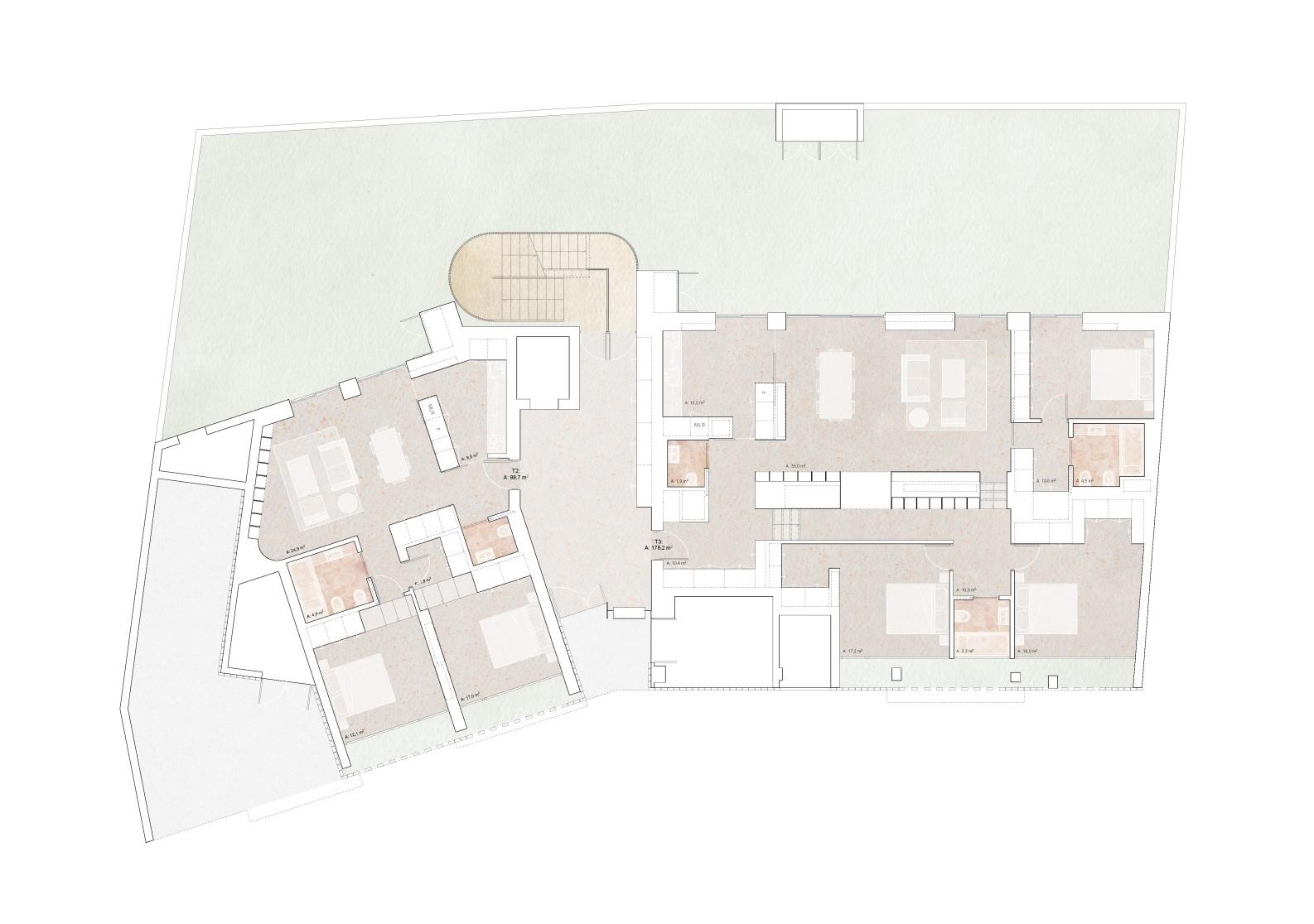 Apartamentos Vale do Pereiro