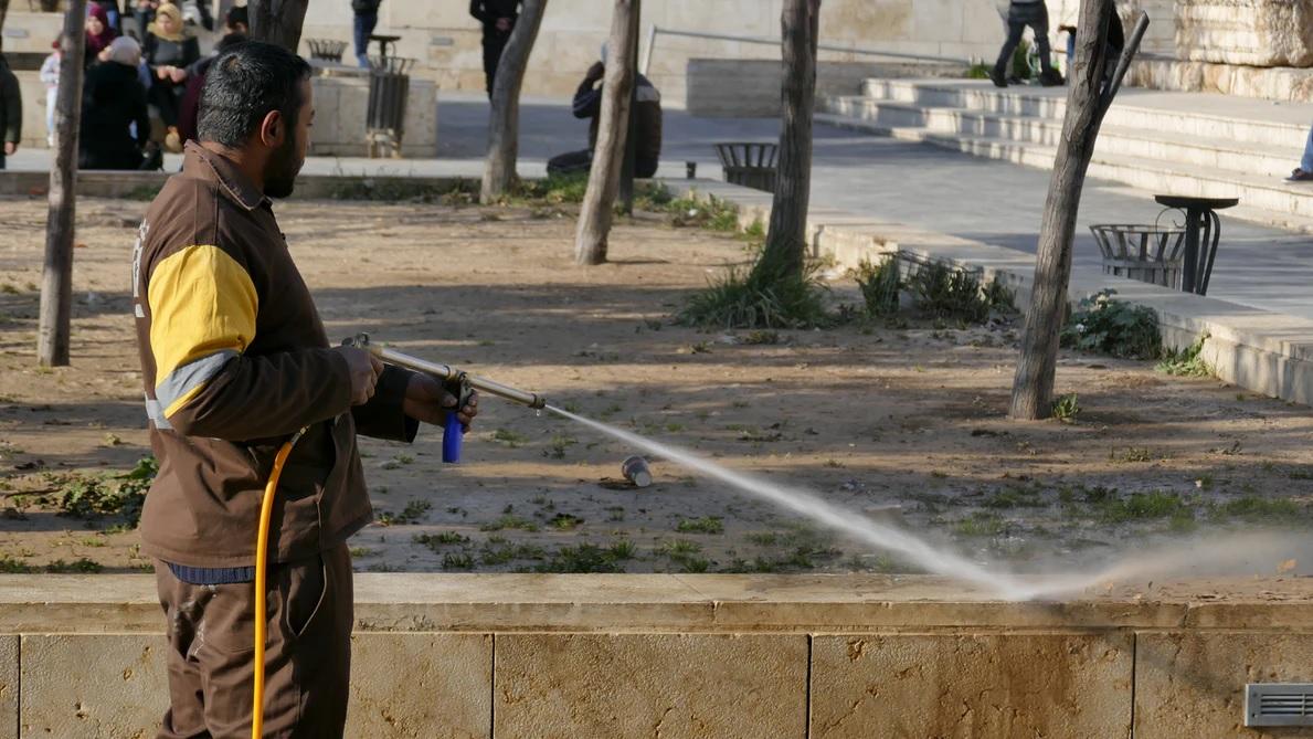 Higiene Urbana na Freguesia de Arroios